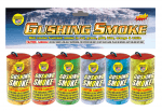 Gushing Smoke 6 Pack