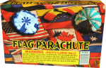 Single Flag Parachute 6 pk