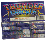 Thunder Crackle*